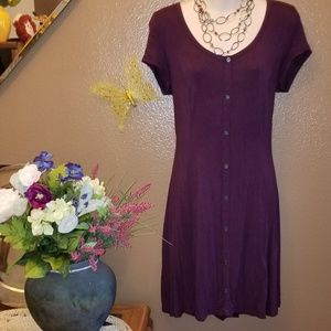 PERFECTLY SOFT SKATER DRESS